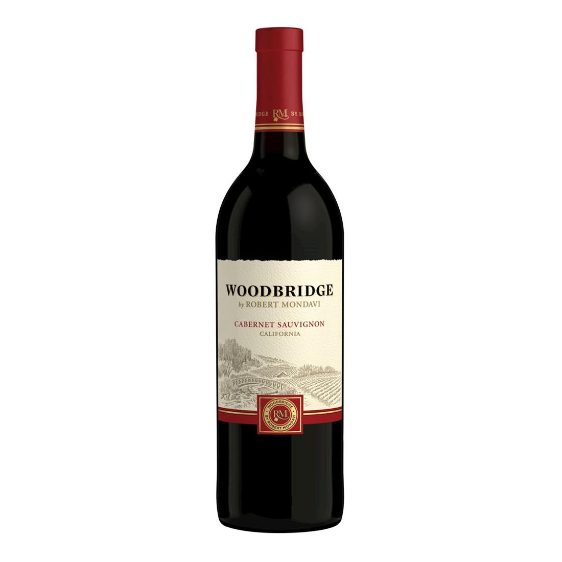 Vinho Woodbridge Robert Mondavi Cabernet Sauvignon 750 ml