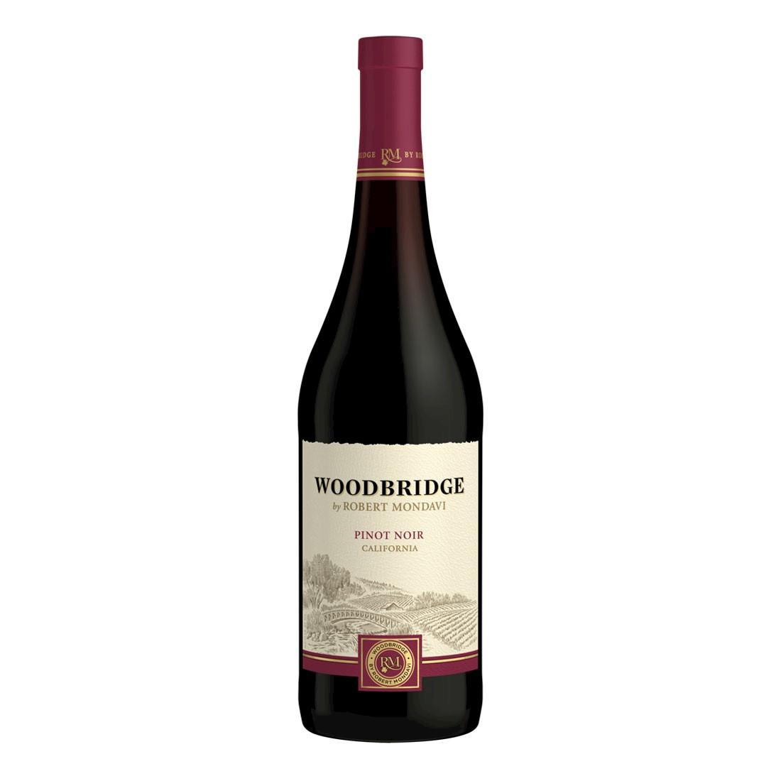 Vinho Woodbridge Robert Mondavi Pinot Noir 750 ml
