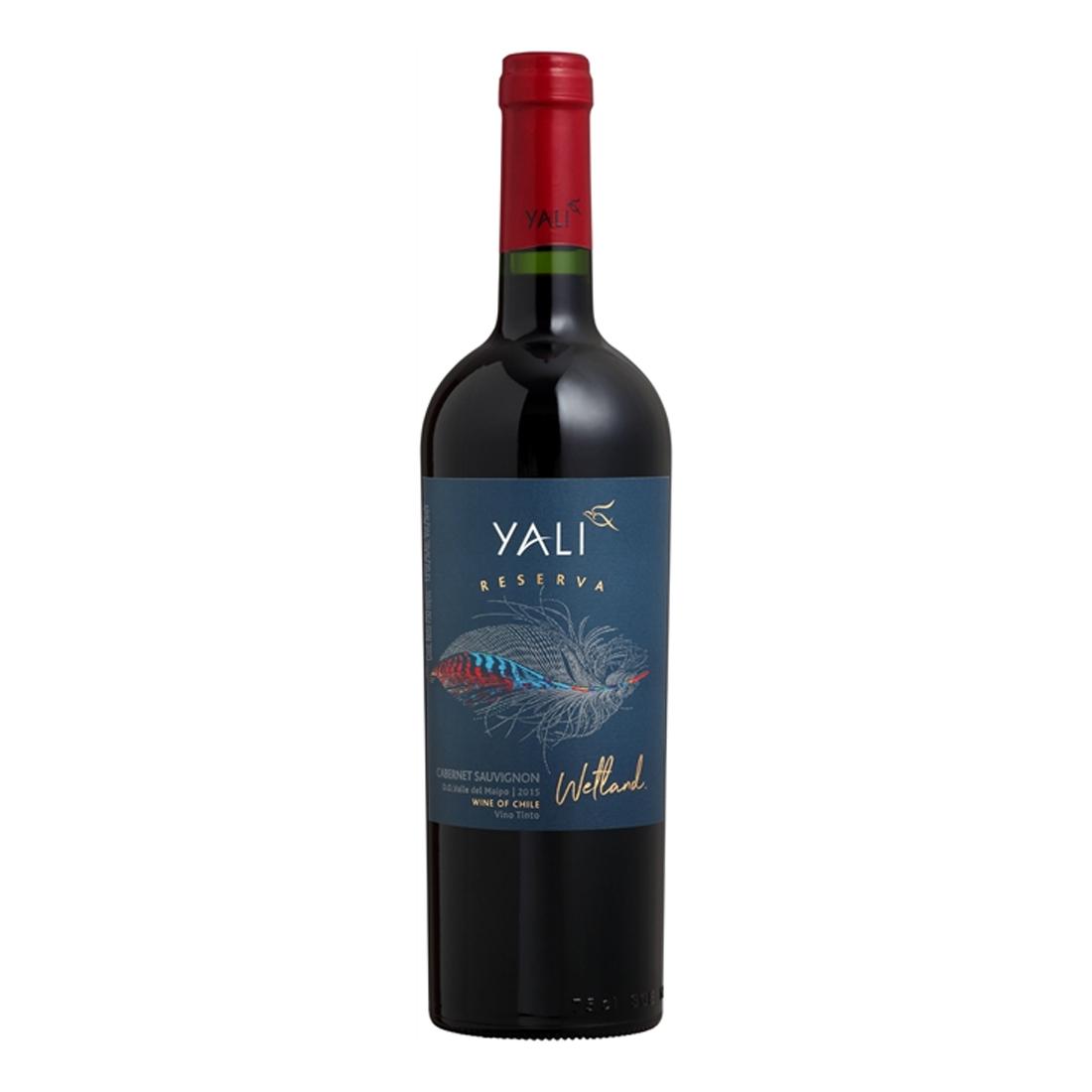 Vinho Yali Wetland Reserva Cabernet Sauvignon 750 ml