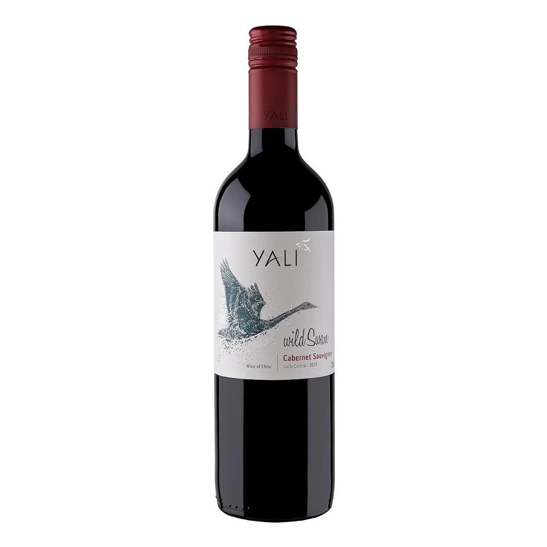 Vinho Yali Wild Swan Cabernet Sauvignon 750 ml