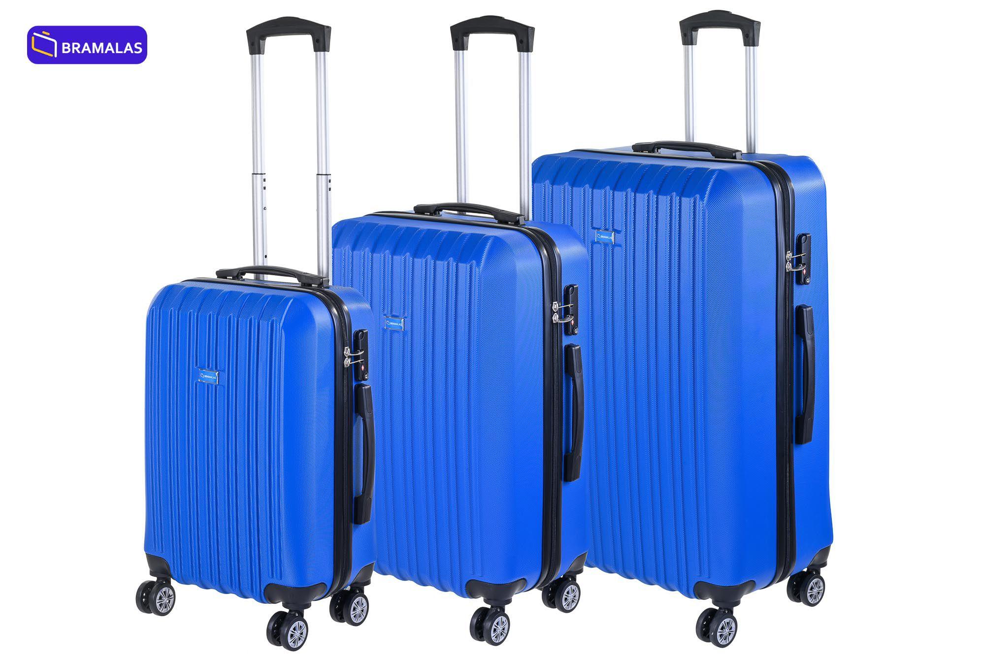 Conjunto de Malas Modena Cor Azul