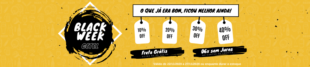 aproveite os descontos da black week getel
