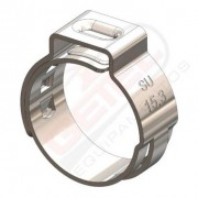 Abraçadeira Radial - Inox - 16.6 mm
