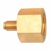 Adaptador para cilindros sodastream 6ACME (europa/usa) para Rosca Macho 3/8-24 UNF