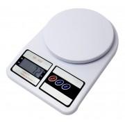 Balança de Cozinha - Capacidade 10 kg/Escala 1g