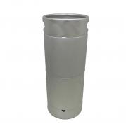 Barril de Chopp Tipo S - Aço Inox - 20 Litros - Penglai