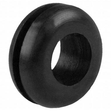 Borracha (Ilho) de vedacao para airlocks