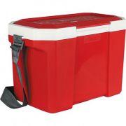 Caixa Térmica Aladdin - 24L Vermelha - Com alça