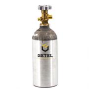 Cilindro de Gás Carbônico CO2 - Aluminio - 1,13KG