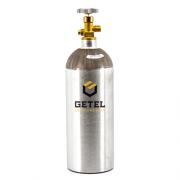 Cilindro de Gás Carbônico CO2 - Aluminio - 2,3 KG