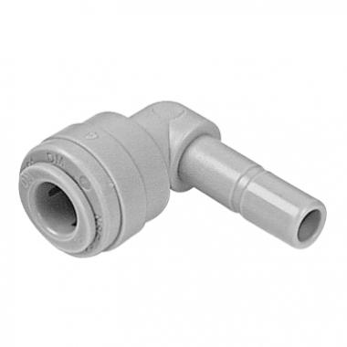"DMFIT - Adaptador - (L - Tubo 1/4"" x Pino 1/4"") - ATEU 0404 - Pacote 04 Unidades"