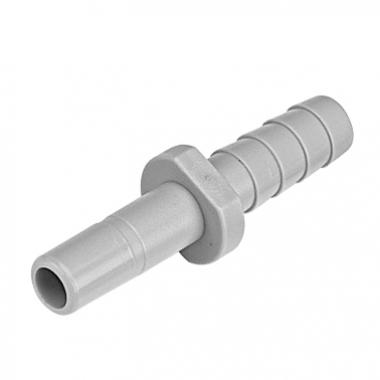 """DMFIT - Adaptador - (Pino 1/4"""" x Espigão 1/4"""") - ATBC 0404 - Pacote 10 Unidades"""