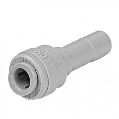 "DMFIT - Adaptador - (Redutor - Tubo 3/8"" x Pino 1/2"") - ARD 0607 - Pacote 04 Unidades"