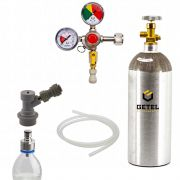 Kit Carbonatação em Garrafa Pet + DMFIT
