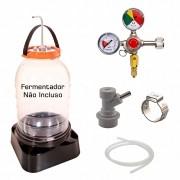 Kit Carbonatação para Fermentador IzziBeer