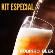 KIT Especial Robinho Beer - Extração ou Carbonatação