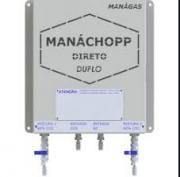 Misturador de Gases Chopp (Blender) - Duplo