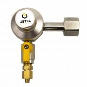 Regulador de Pressão CO2 (HBS - 1 Saída) - Pré-Calibrada