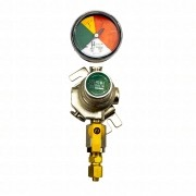 Regulador Segundo Estágio c/ Manômetro - HBS
