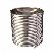 "Serpentina para Chopeira - Alumínio 3/8"" - Espiral Simples"
