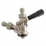 Válvula Extratora Tipo S - HBS - c/ Alivio de Pressão - Engate Rápido
