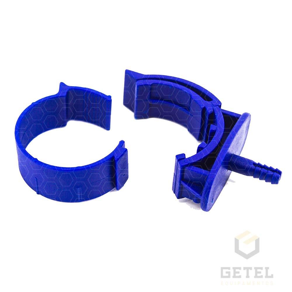 Abraçadeira  Python Azul 45-55mm