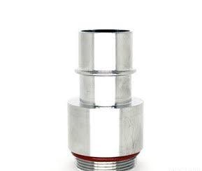 Adaptador Torneira Wintap - para Mini-Keg - em Aço Inox