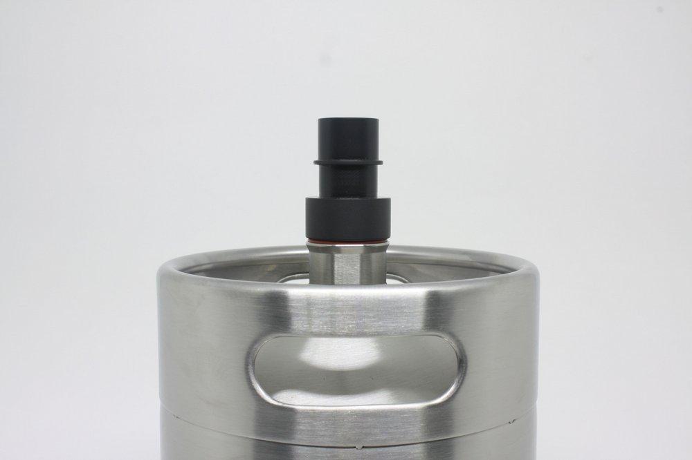 Adaptador Torneira Wintap - para Mini-Keg - em Poliacetal