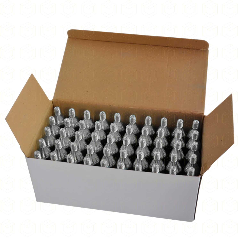 Capsula CO2 - 16g - Kit 50 Unidades
