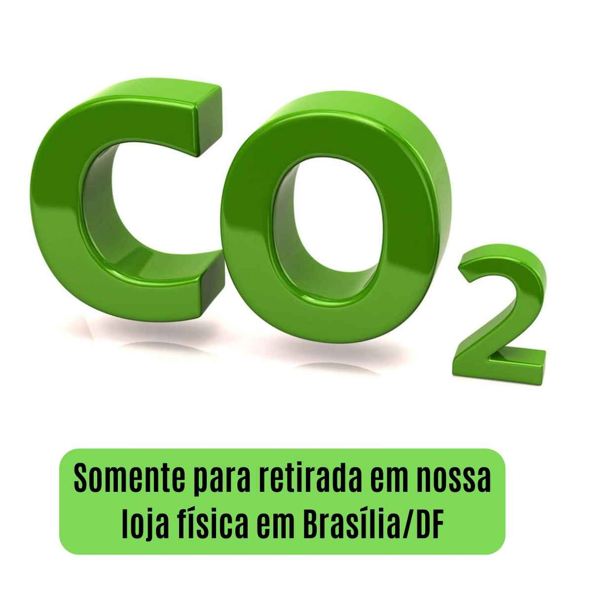Carga para Cilindro CO2 04 Kg