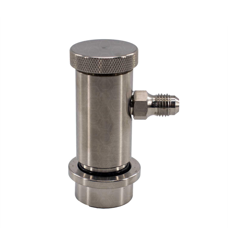 Conector Ball-Lock para Líquido - Rosca 7/16