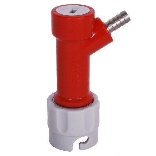 "Conector Pin-Lock para Gás (2 Pinos) - Espigao 1/4"""