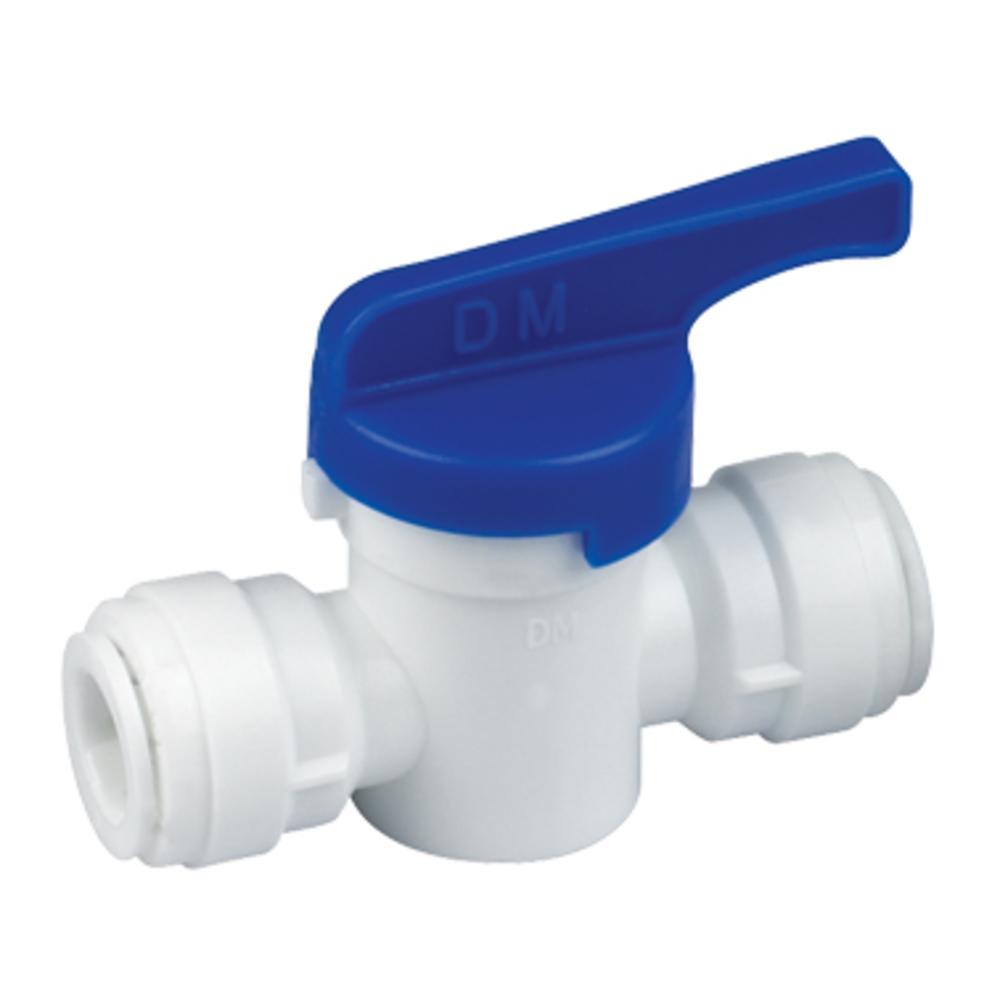 """DMFIT - Válvula - (Manual - 2 x Tubo 1/2"""") - AHUC 0707 - Pacote 10 Unidades"""
