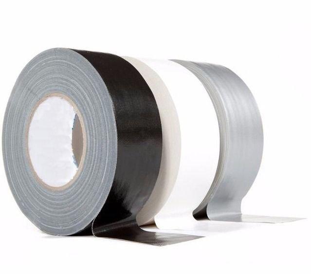 Fita para Isolamento - 48MM X 50M - Black Tape