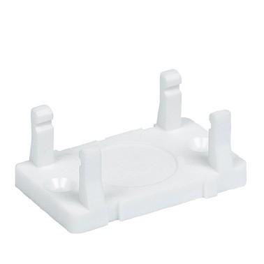 "Kit 10 Unidades - DMFIT - Acessórios - Suporte para Válvula Manual 3/8"" - AMCLP 06"