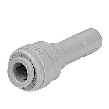 "Kit 10 Unidades - DMFIT - Adaptador - (Ampliador - Pino 3/8"" x Tubo 1/2"") - AEL 0706"