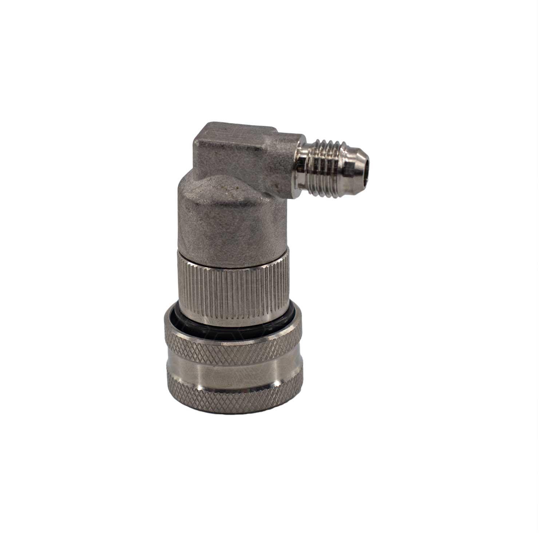 Kit Mini-Keg c/ Tampa Ball-Lock Inox + Torneira Italiana + Cilindro - 05 Litros