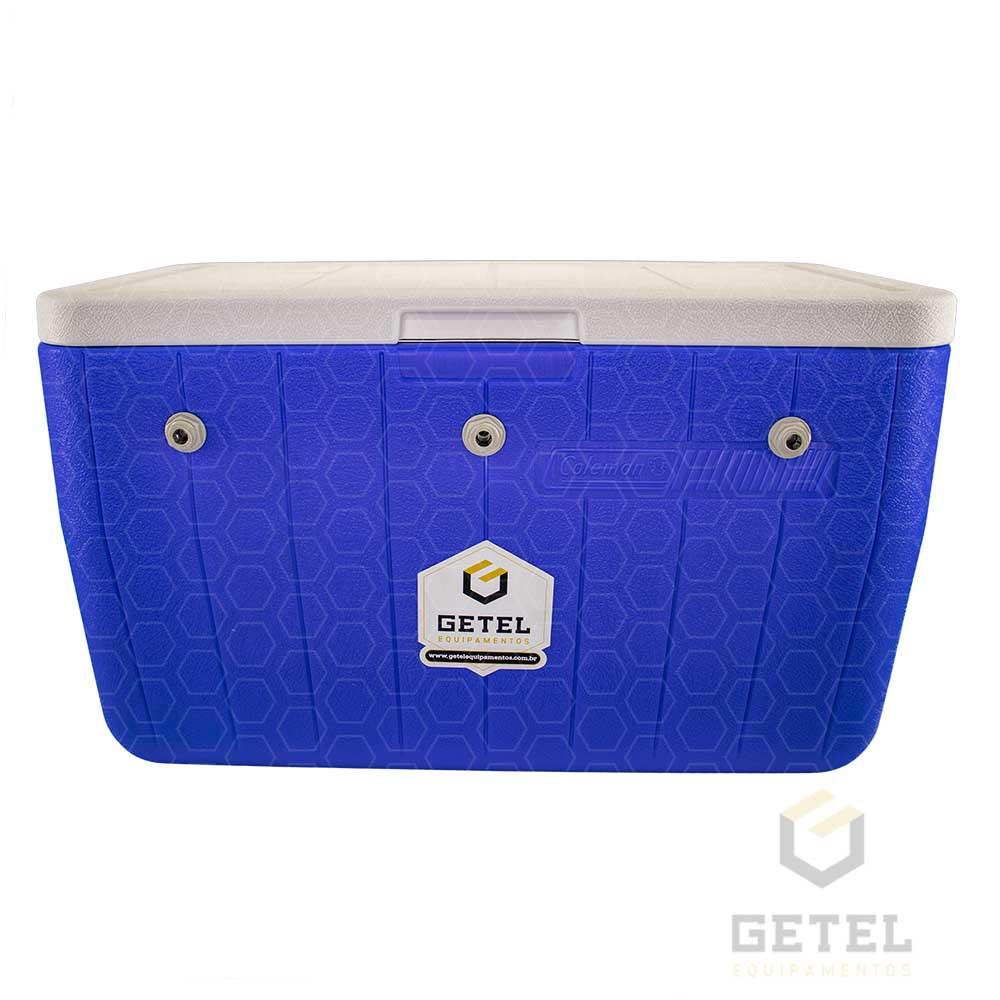 Pré Resfriador a Gelo 3 Vias - Coleman - Azul