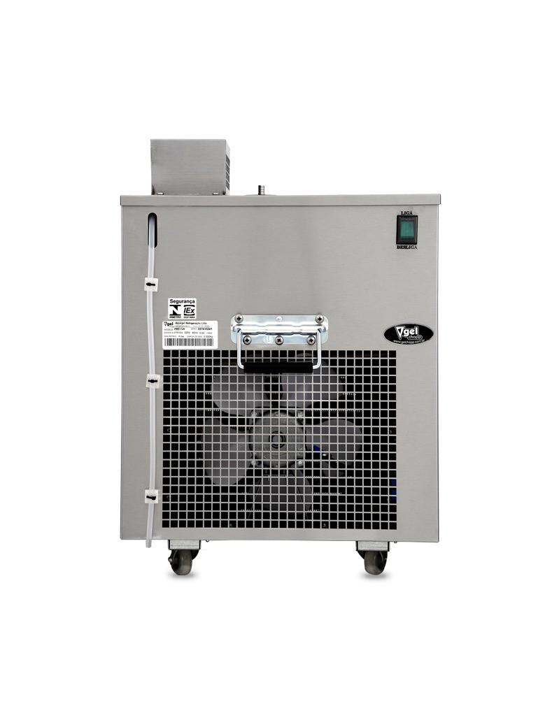 Pré- Resfriador Expansão Direta P1VR - 01 Via 55 Litros/Hora