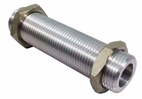 """Prolongador c/ Porca - G5/8"""" - Alumínio - 9 cm"""