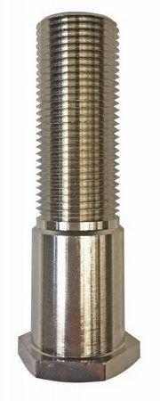 """Prolongador p/ Torneira de Chopp - G5/8""""- LATÃO - 07 cm"""