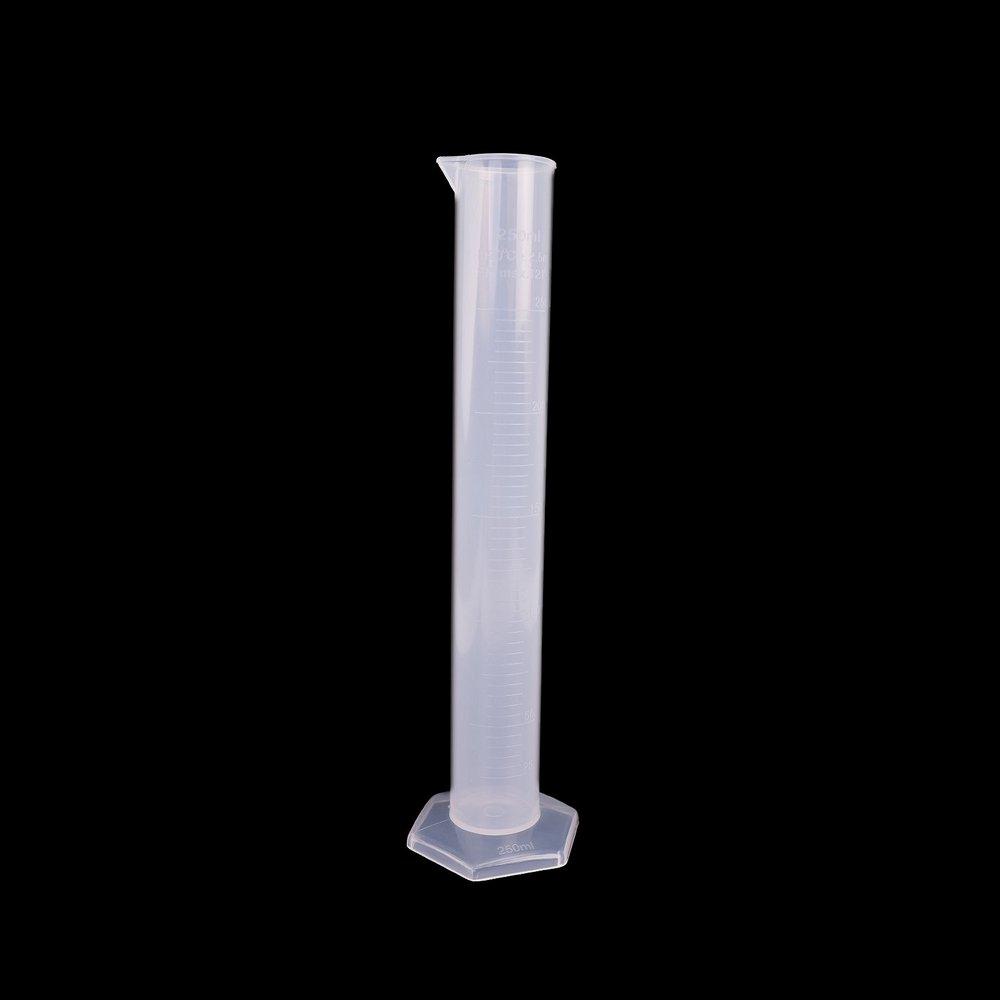 Proveta Plástica Graduada para Densímetro - 250ml