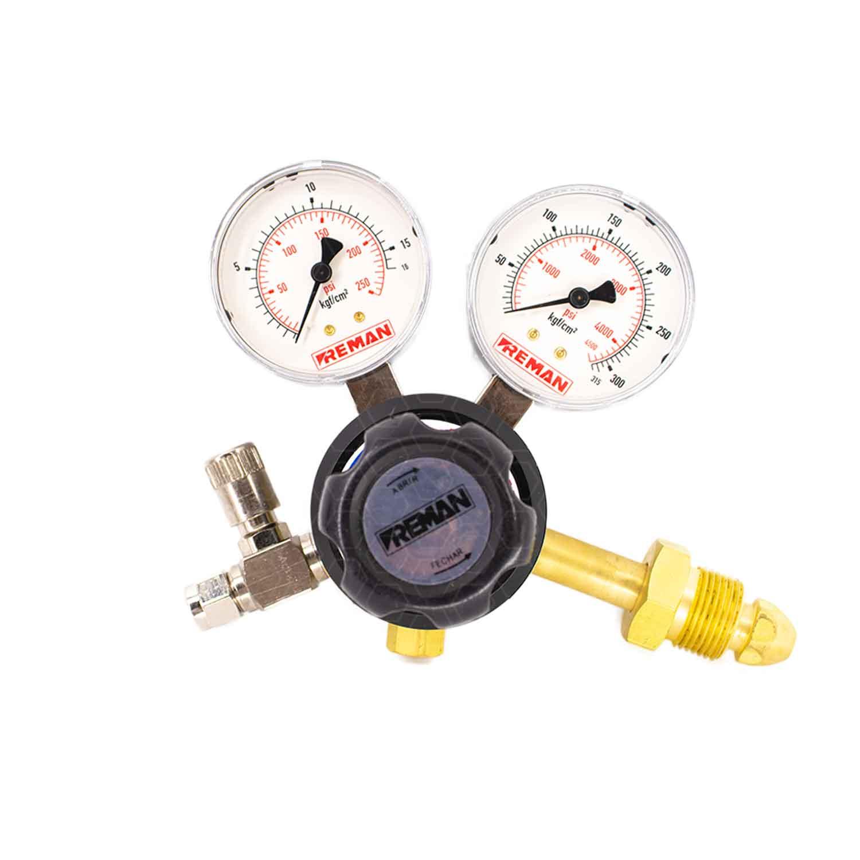 Regulador de Pressão Primário - Mistura CO2+N2 - RE42 Reman