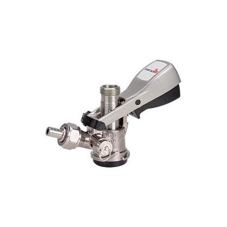 Válvula Extratora Tipo S - MICROMATIC - c/ Alivio de Pressão - Conexão Espigão