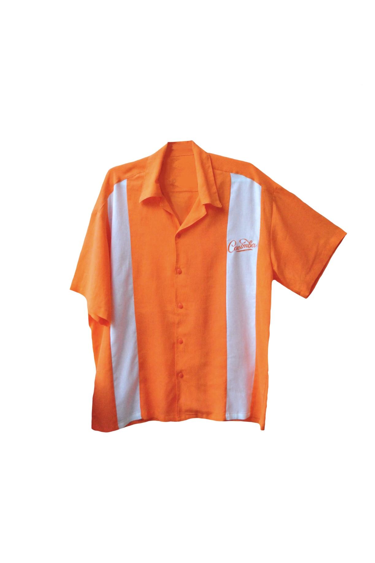 Camisa Cacimba Sereia - Laranja