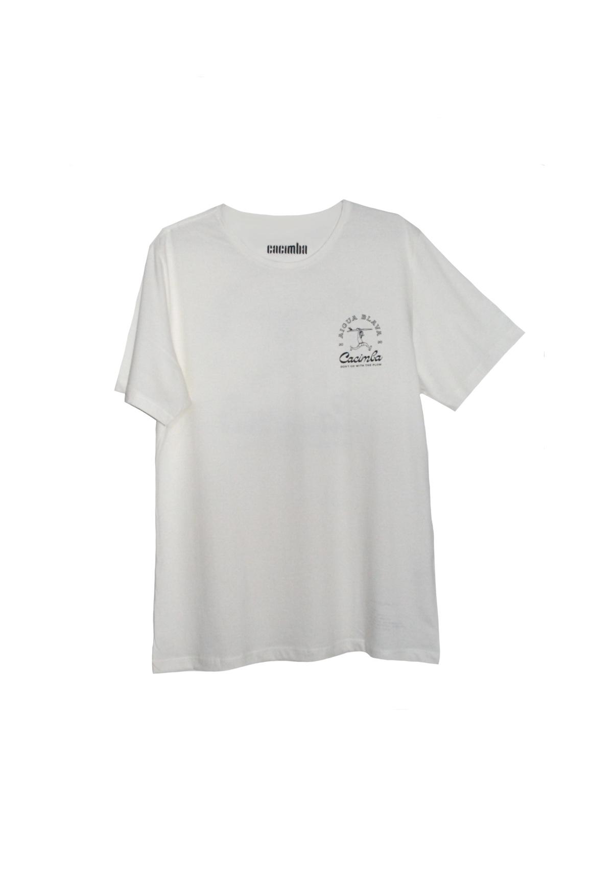 Camiseta Cacimba Playa - 100% Algodão Orgânico