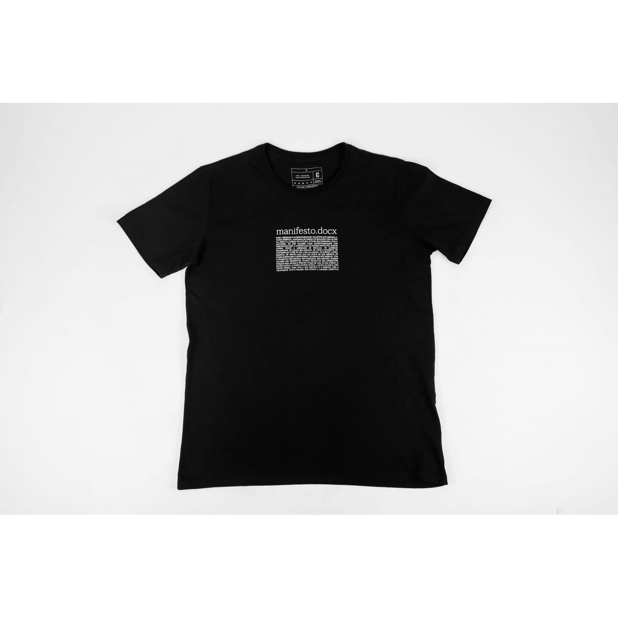 Camiseta Manifesto DocX