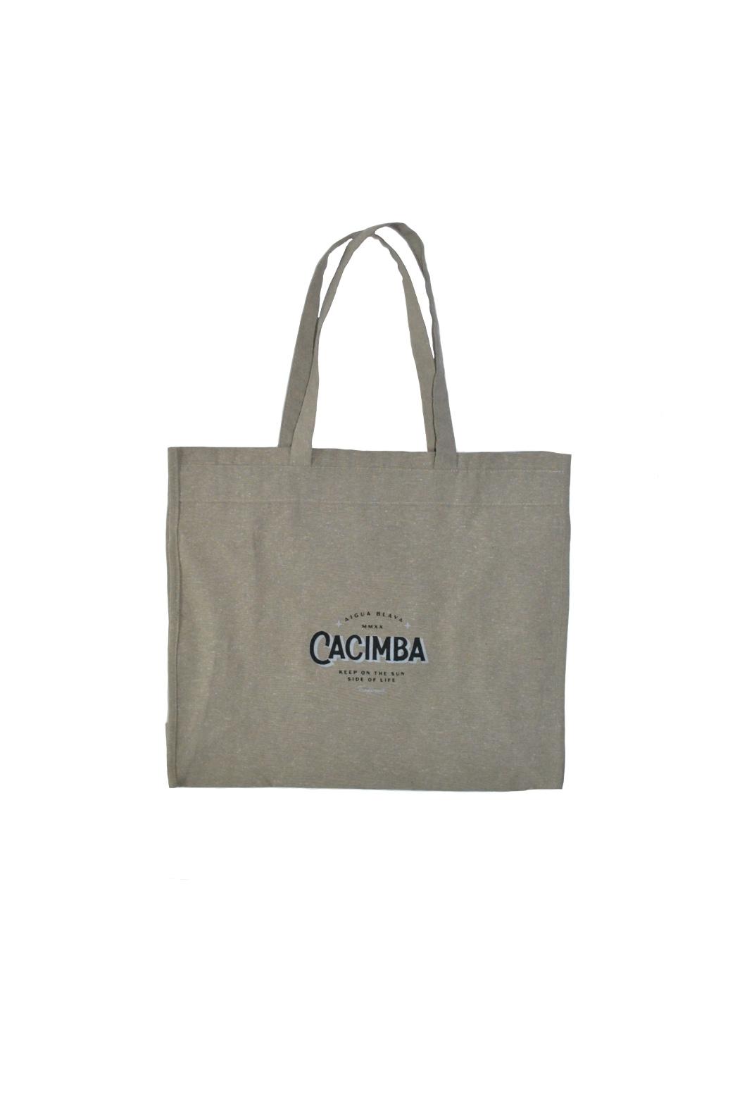 Ecobag Cacimba - Algodão Orgânico