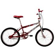 Bicicleta Bici Center ARO 20 Light Vermelha