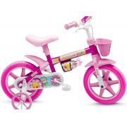 Bicicleta Bicicenter Aro 12 Flower Nathor